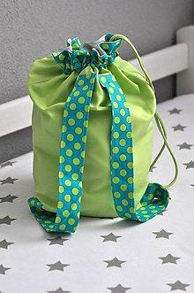 Detské tašky - Detský batôžtek, 35x30 - 6527891_
