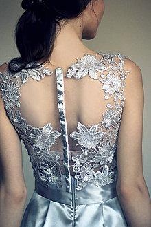 Šaty - Silver Special - 6527236_