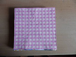 Papier - ružová - 6525618_
