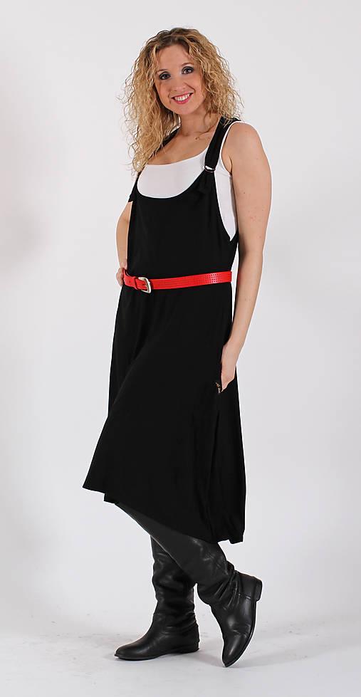 Černá šatová sukně   ladeesse - SAShE.sk - Handmade Šaty 829c58706d