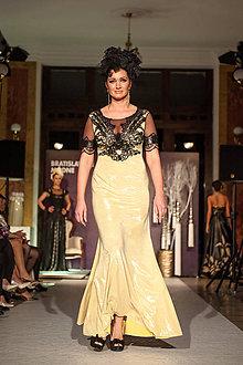 Šaty - Lace beauty veľ.38/40 SKLADOM - 6530290_