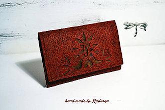 Peňaženky - Postrážim Vám peniažky III. - 6532543_