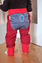 - Softshellové nohavice jarné/letné - 6533838_