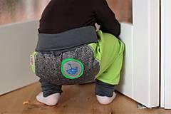 - Softshellové nohavice jarné/letné  - 6533871_