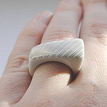 Prstene - Prsteň zlatý prúžok / RING RING - gold - 6530167_