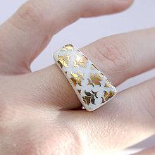 Prstene - Prsteň / RING RING - gold - 6530201_