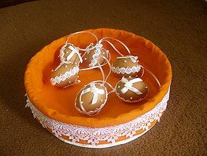 Dekorácie - Veľkonočné vajíčka - 6536537_