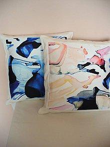 """Úžitkový textil - vankúše """"art"""" /2ks - 6535599_"""