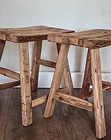 Nábytok - stolček - 6535125_