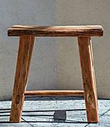 Nábytok - stolček - 6535312_