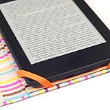 """Na mobil - Obal na tablet, čítačku """"Stripes"""" - 6536496_"""