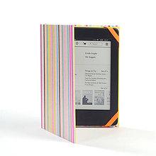 """Na mobil - Obal na tablet, čítačku """"Stripes"""" - 6536498_"""