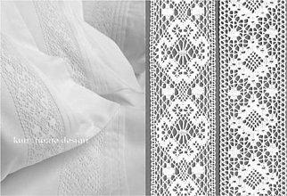 Úžitkový textil - Posteľná bielizeň MARIA - 6538059_