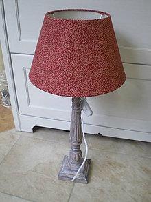 Svietidlá a sviečky - Lampa pre Mirku - na objednávku - 6536511_