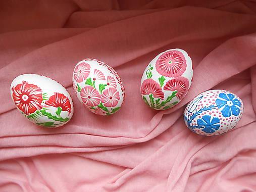 Dekorácie - Kraslice kvetinkové - 6539448_