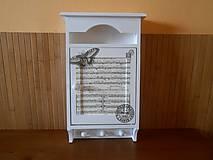 Krabičky - notová biela - 6538748_