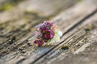 Prstene - Kvetinový prstienok *jar* - 6540515_