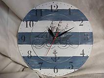 Hodiny - námornícke hodiny 47 - 6540879_