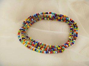 Náhrdelníky - náhrdelník/náramok - 6540452_