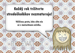 Papiernictvo - Linajková podložka nie len pre maturantov (6) - 6539071_