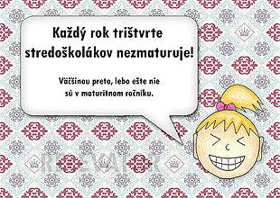 Papiernictvo - Linajková podložka nie len pre maturantov (13) - 6541482_