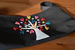 Textil - Organizér, príručná taška na kočík - 6544597_