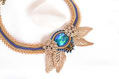 Náhrdelníky - Simple design X. - náhrdelník - 6545570_