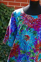 Šaty - Ó, šaty: Shaggy Blue - 6547936_