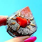 Diamant 1.Čakry* Červený jaspis