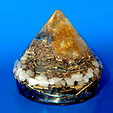 Diamant 3. Čakry* Citrín