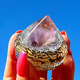 Diamant 6.Čakry* Ametyst