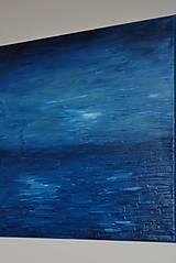 Obrazy - moje more... v noci - 6552849_