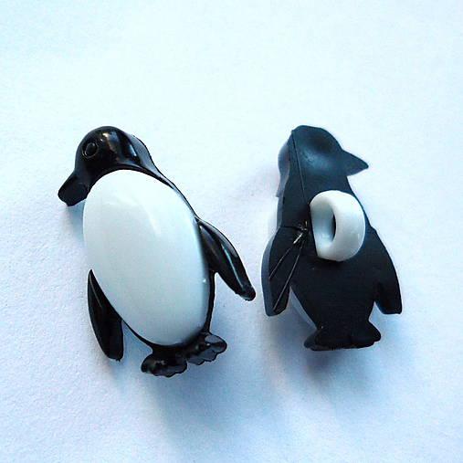 """Gombík-tučniak 18""""-1ks"""