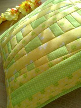 Úžitkový textil - Slnečný vankúš. . . - 6552745_