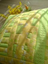 Úžitkový textil - Slnečný vankúš. . . - 6552759_