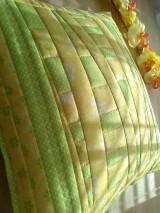Úžitkový textil - Slnečný vankúš. . . - 6552772_