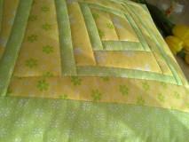 Úžitkový textil - Slnečný vankúš. . . - 6552824_