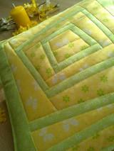 Úžitkový textil - Slnečný vankúš. . . - 6552832_