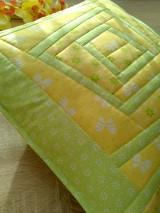 Úžitkový textil - Slnečný vankúš. . . - 6552844_