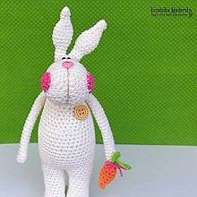 Návody a literatúra - Zajac Eda - návod na háčkovanie - 6552126_