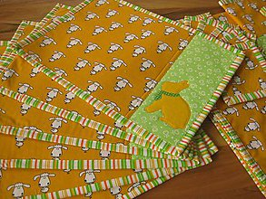 Úžitkový textil - jar za dverami :-) - 6551790_