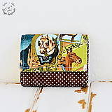 Peňaženky - Peňaženka- kone - 6553033_