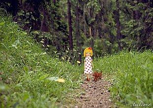 Grafika - Po lesných chodníčkoch A3 - 6551375_
