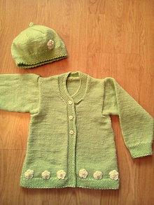 Detské oblečenie - Svetrík Daria - 6556626_