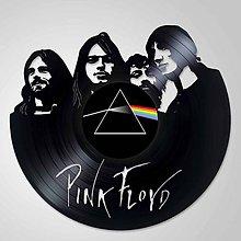 Obrazy - Pink Floyd - obraz z vinylu na stenu - 6557957_