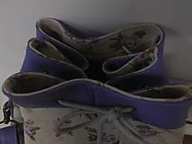 Kabelky - Violet Roses Bag  - 6557717_