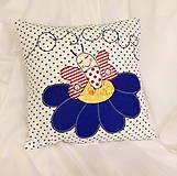 Textil - Bavlnený vankúšik - Oscar - 6556793_
