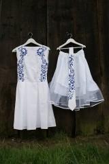 Šaty - Biela Lastovička - 6557259_