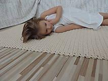 Úžitkový textil - Koberec 100% bavlna - 6554237_