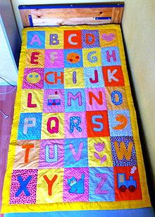 Textil - detská deka - 6554365_